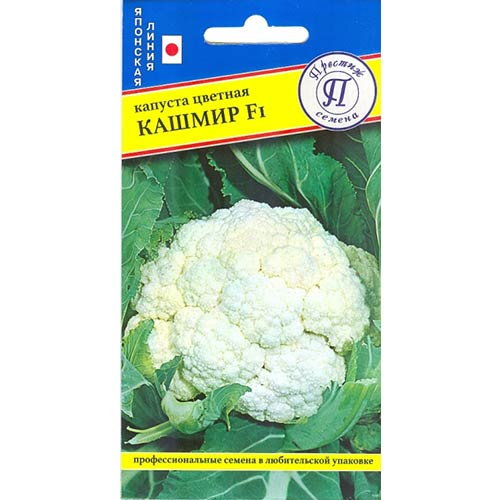 Капуста цветная Кашмир F1 Престиж изображение 1 артикул 81143