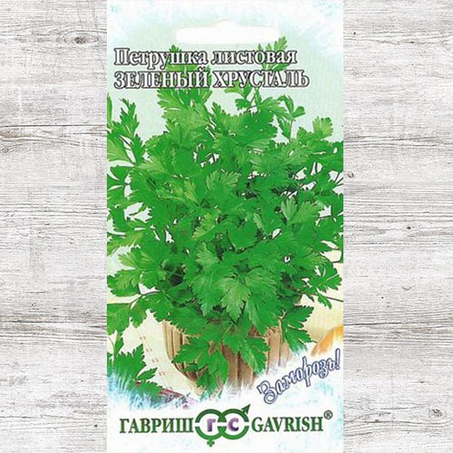 Петрушка листовая Зеленый хрусталь Гавриш изображение 1 артикул 65914