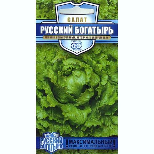 Салат полукочанный Русский богатырь Гавриш изображение 1 артикул 65216