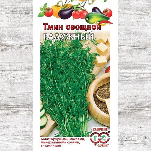 Тмин овощной Радужный Гавриш изображение 1 артикул 65050
