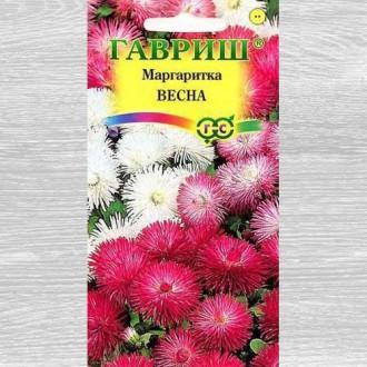 Маргаритка Весна, смесь окрасок Гавриш изображение 3