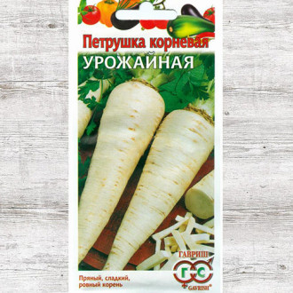 Петрушка корневая Урожайная Гавриш изображение 4