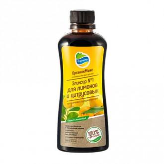 Удобрение Органик Микс Эликсир №1 для лимонов изображение 8